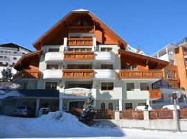 Hotel Garni Alpenhof, Ischgl