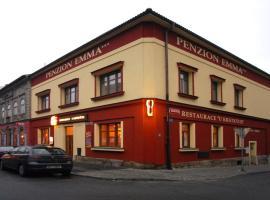 Penzion Emma, Plzeň