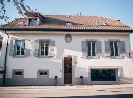 La Maison du Château, Allaman