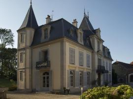 Château d'Epenoux, Pusy-et-Épenoux