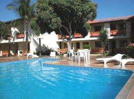 Coroa Bella Praia Hotel, Mutari