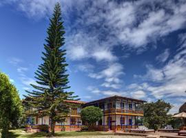 Hacienda Combia by Sercotel, Calarcá