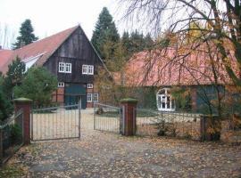 Golfhotel Blaue Ente, Warendorf