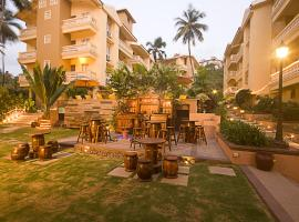 Sandalwood Hotel & Retreat, Panaji