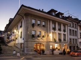 Hôtel Restaurant au Sauvage, Fribourg