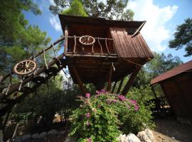 Jungle Bells Hostel, Adrasan