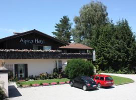 Alpina Hotel, Rosenheim