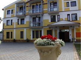 Hotel Rajski Ogród, Skrzyszów