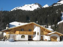 Ferienwohnungen Schlichtherle, Bach