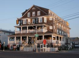 Hotel Macomber, Cape May
