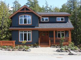 Coast and Toast Bed & Breakfast, Ucluelet