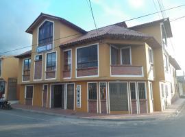 Hospedaje El Terminal, Guasca