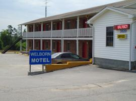 Welborn Motel - Hamptonville, Hamptonville