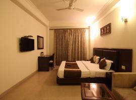 Airport Hotel Fly Rooms, Neu-Delhi