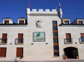 Hospederia La Cañada, Moralzarzal