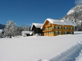 Bauernhof Gantner, Wald am Arlberg