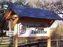 Landgasthaus Zur Eiche, Haverlah