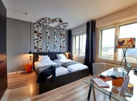 L'aparthoteL LhL, Dijon