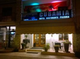 Hotel Cubamia, Romano D'Ezzelino