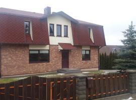 Vidų Guest House, Utena