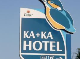 Hotel und Restaurant KA&KA, Warsow
