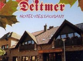 Hotel Deitmer, Rhede