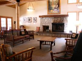 John Muir Lodge, Hume
