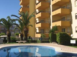 Tamaris Apartamentos, Playa de Xeraco