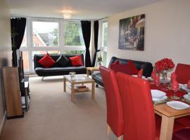 Strutts Park Apartment Derby, ديربي