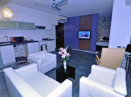 Contemporary Heights Hotel and Apartments, Dhaka