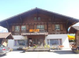 Hotel Milan, Ringgenberg