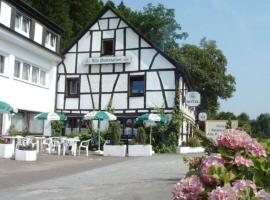 Hotel Alte Poststation, Overath