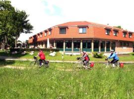 Nationalparkhotel Kranichrast, Schwarzenhof