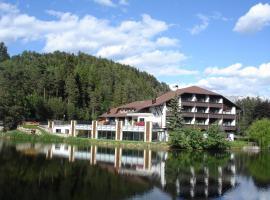 Hotel Am Wolfgrubenersee, Soprabolzano