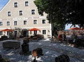 Brauerei-Gasthof Eck