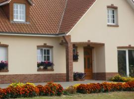 la ferme fleurie, Echinghen