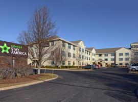 Extended Stay America - Providence - West Warwick, West Warwick