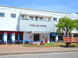 Toscano Hotel, Rafaela