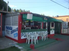 Pousada Degraus, Barra do Cunhau