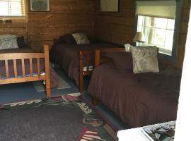 Six Mile River Resort, Tagish