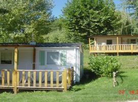 Camping Parc de Palétès, Saint-Girons
