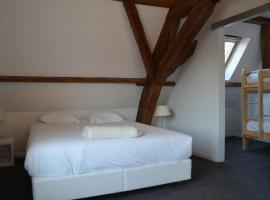 B&B Walwyck Suites Brugge