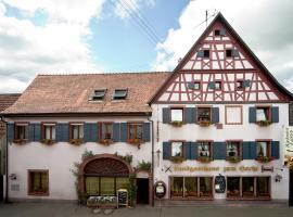 Landgasthaus zum Hecht, Bahlingen