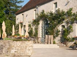 Hotel Restaurant Les Deux Ponts, Pierre-Perthuis