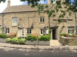 The Keepers Arms, Quenington