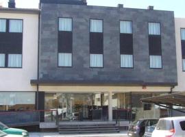 Hotel Alfinden, Puebla de Alfindén