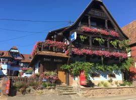 Hotel Kieffer, Itterswiller