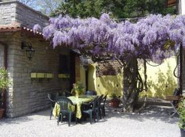 Villa Pellegrino, Туоро-суль-Тразимено