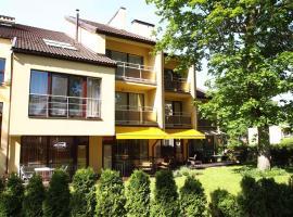Pušynas Apartments, Juodkrantė