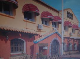 Le Plaza Hotel, Portiragnes